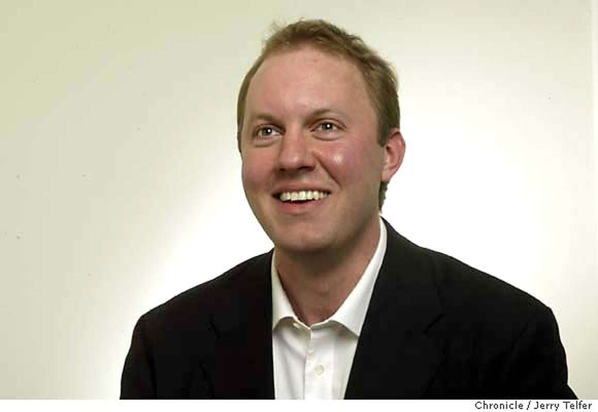 Marc Andreessen, co-founder of Netscape, now runs a technology company called Opsware. Event on 11/4/03 in San Francisco. JERRY TELFER / The Chronicle MANDATORY CREDIT FOR PHOTOG AND SF CHRONICLE/ -MAGS OUT
