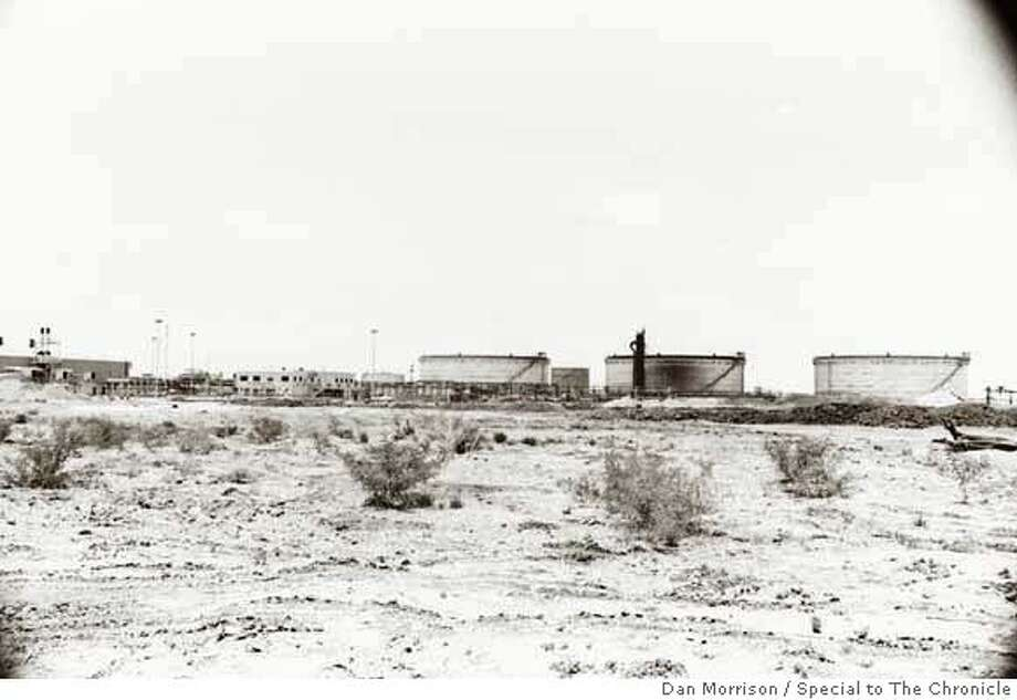 The Kotolok oil production facility in Paloich, southern Sudan. The United Nations says thousands of soldiers from northern Sudan remain in the south, garrisoned around oil facilities, including this one, in violation of the 2005 Comprehensive Peace Agreement. Analysts fear a new war could break out over control of Sudan's oil fields. Photographed in Paloich, Sudan, May 10, 2007. Dan Morrison / Special to The Chronicle MANDATORY CREDIT FOR PHOTOG AND SAN FRANCISCO CHRONICLE/NO SALES-MAGS OUT Photo: Dan Morrison