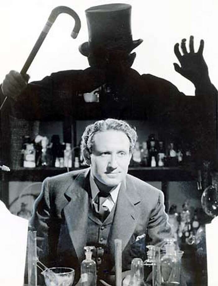 """ESSAY12.jpg Spencer Tracy in """"Dr. Jekyll and Mr. Hyde"""" handout handout Photo: Handout"""