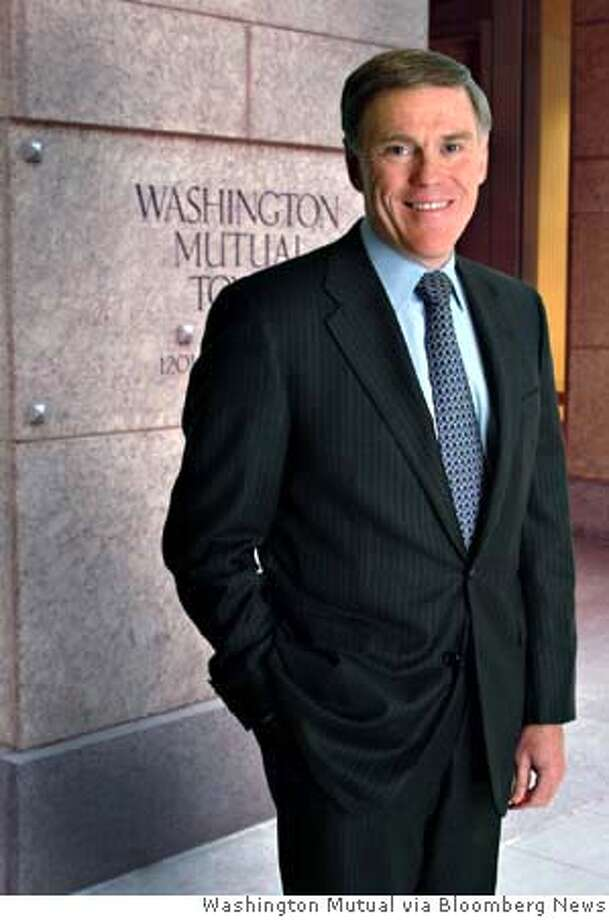 Kerry Killinger, chairman and CEO of Washington Mutual Inc., poses in this June 2005 photo. Washington Mutual Inc., the biggest U.S. savings and loan, agreed to buy Providian Financial Corp. for $6.45 billion in stock and cash to enter the lucrative consumer credit-card business. Source: Washington Mutual/Via Bloomberg News. Photo: Washington Mutual