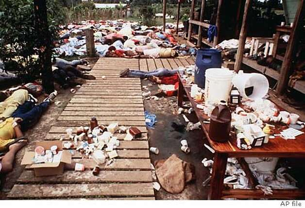 the death of the people of jonestown Leslie wagner-wilson escaped death at jonestown cult survivor recalls horrifying jonestown cult survivor recalls horrifying massacre in a.