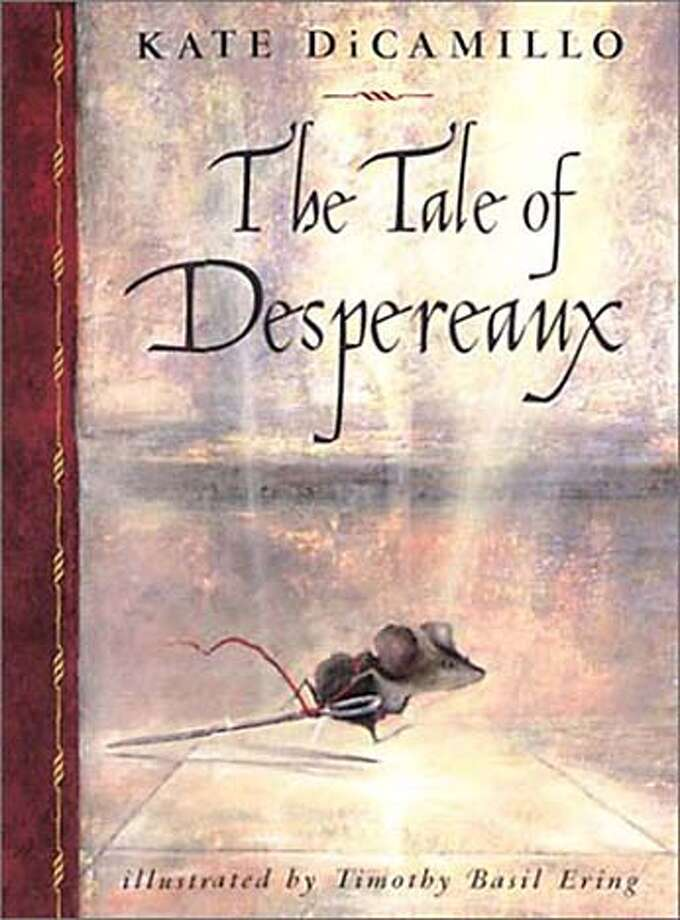 for XMASKIDFIC16; the tale of despereaux by kate dicamillo. , / HO