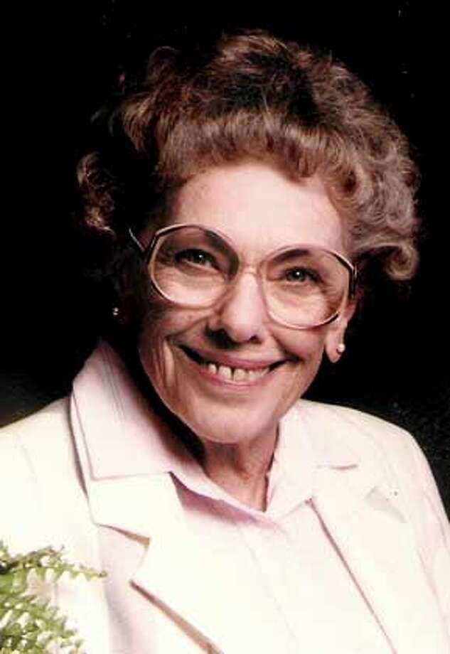 Obit photo of Anna Garlund  Ran on: 08-07-2007  Anna Garlund was the first female lawyer in Tulare County. Photo: B