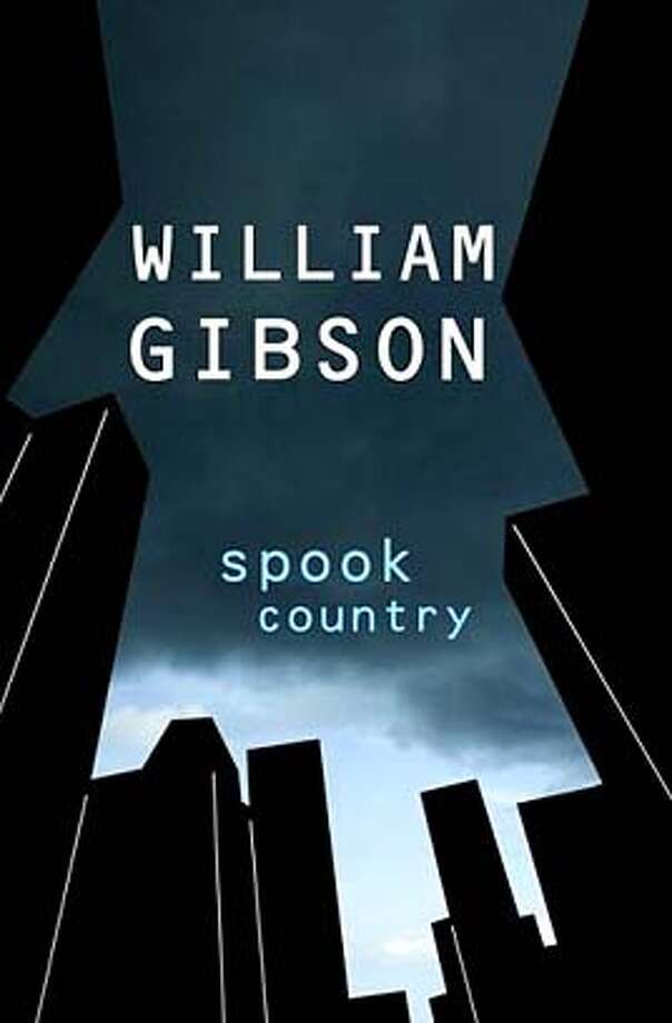 William Gibson Spook Country Photo: Ho