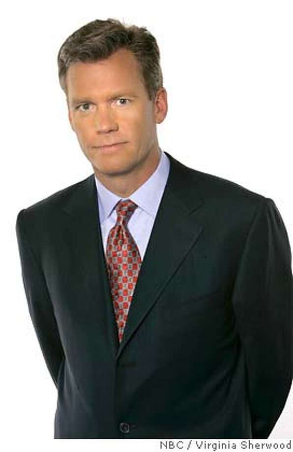 DATELINE -- NBC News -- Pictured: Chris Hansen -- NBC Universal Photo: Virginia SherwoodFOR EDITORIAL USE ONLY -- DO NOT RE-SELL/DO NOT ARCHIVE Photo: Virginia Sherwood