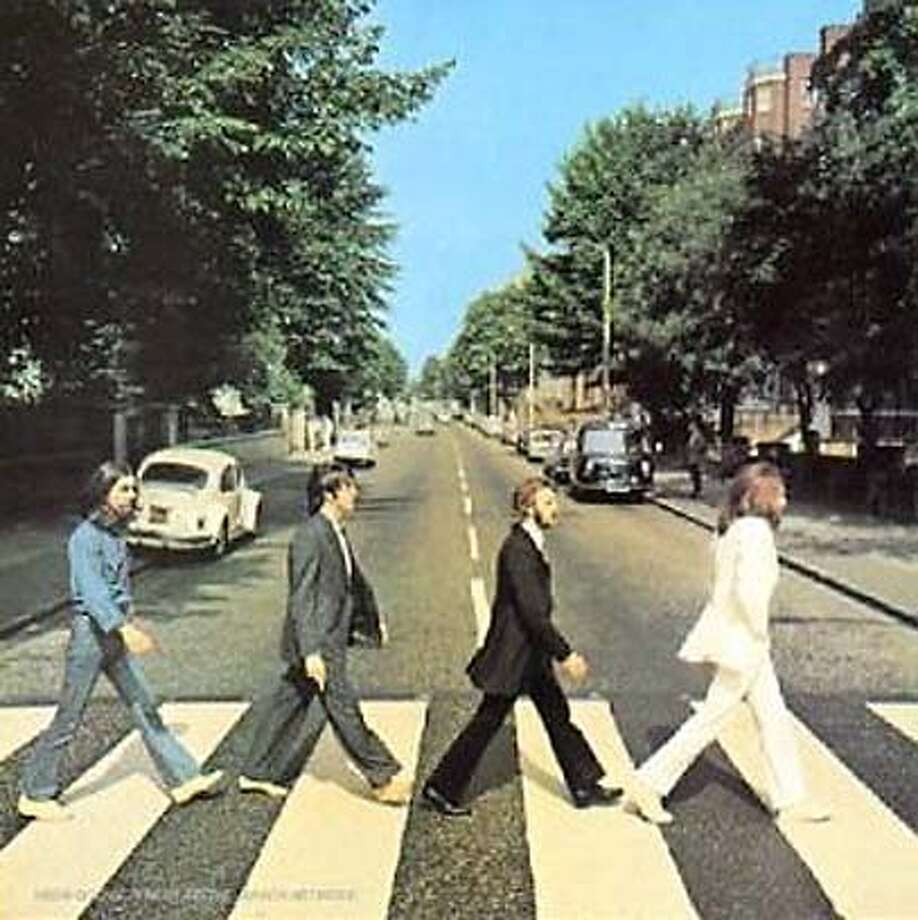 """""""Abbey Road"""": It's all a matter of taste. Photo courtesy of Capitol"""