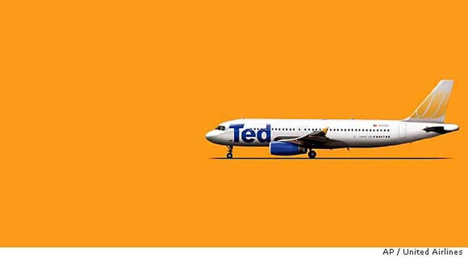 TED UNITED AIRLINES