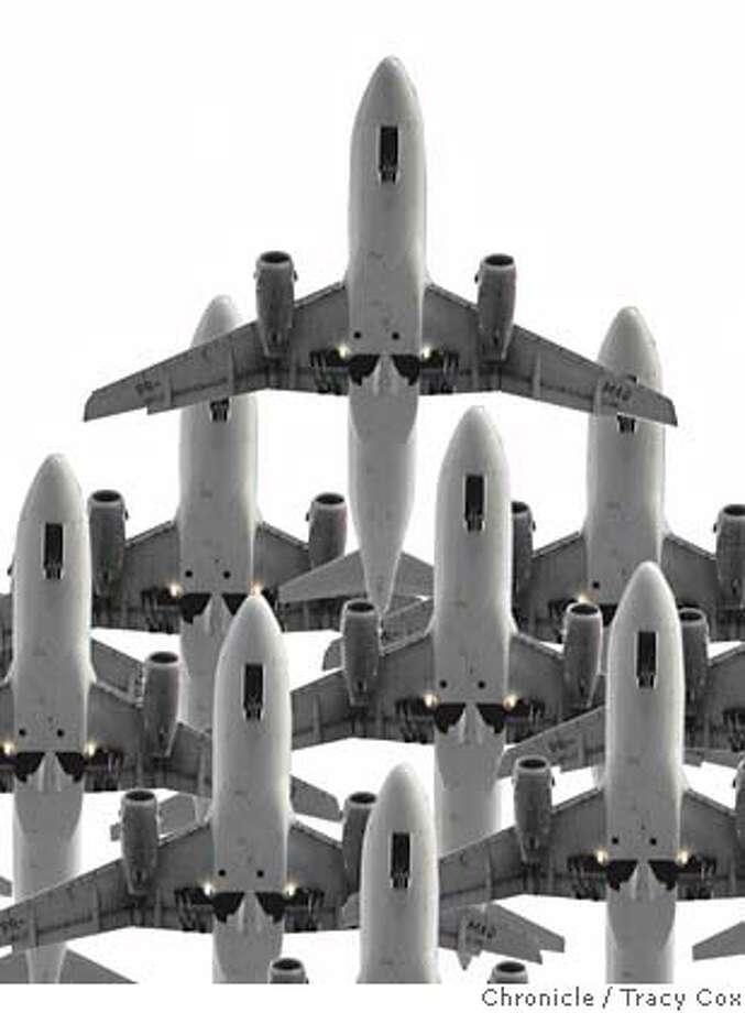 Averting gridlock at bay area airports
