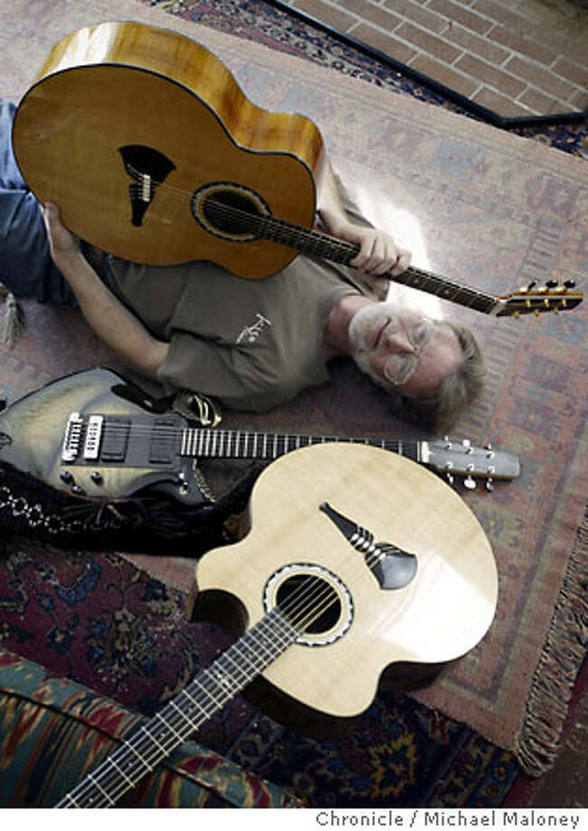 string king book spotlights innovative sonoma guitar maker but is he out of tune with success. Black Bedroom Furniture Sets. Home Design Ideas