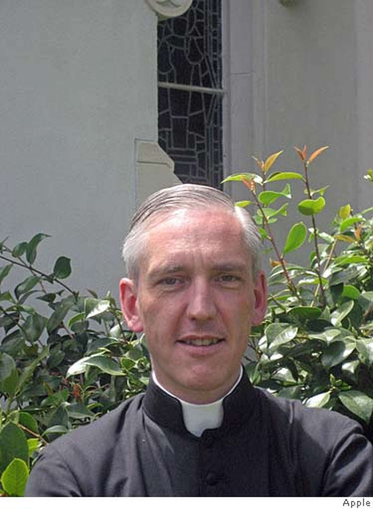 Father Michael Wiener. Photo by Apple