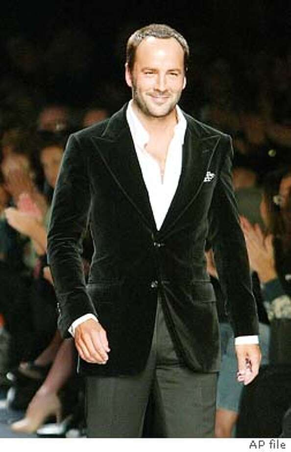 e94151341 Gucci splits with superstar designer   Talks with Tom Ford ...