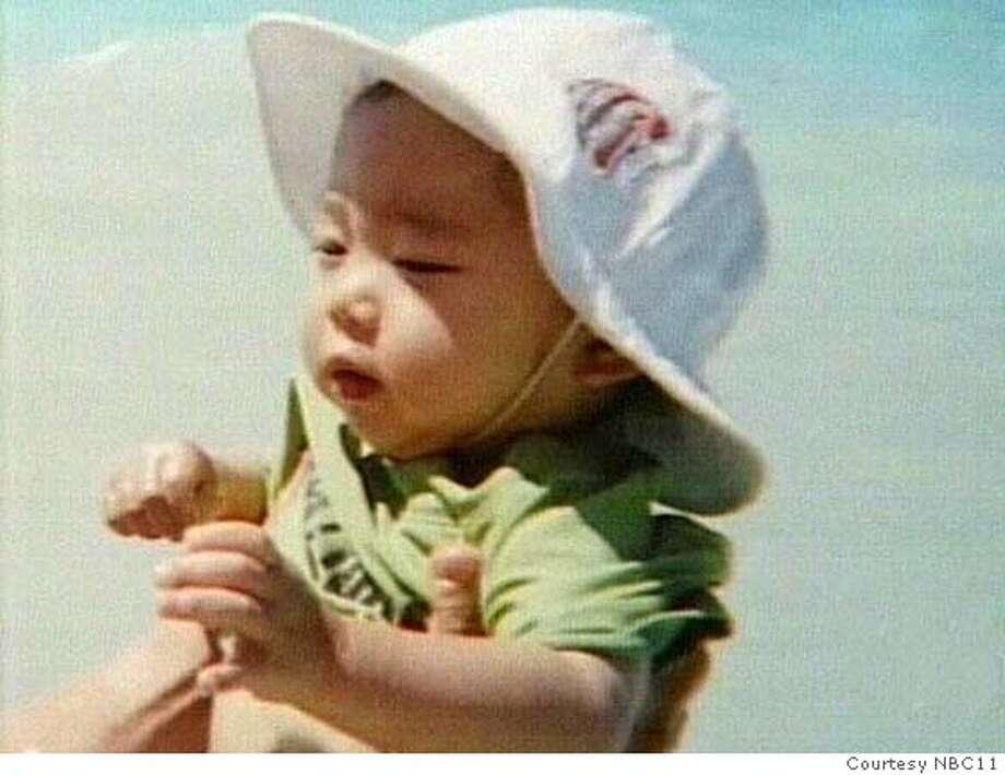 Danny Takemoto and child, Ian Takemoto.  courtesy: NBC11 Photo: HANDOUT
