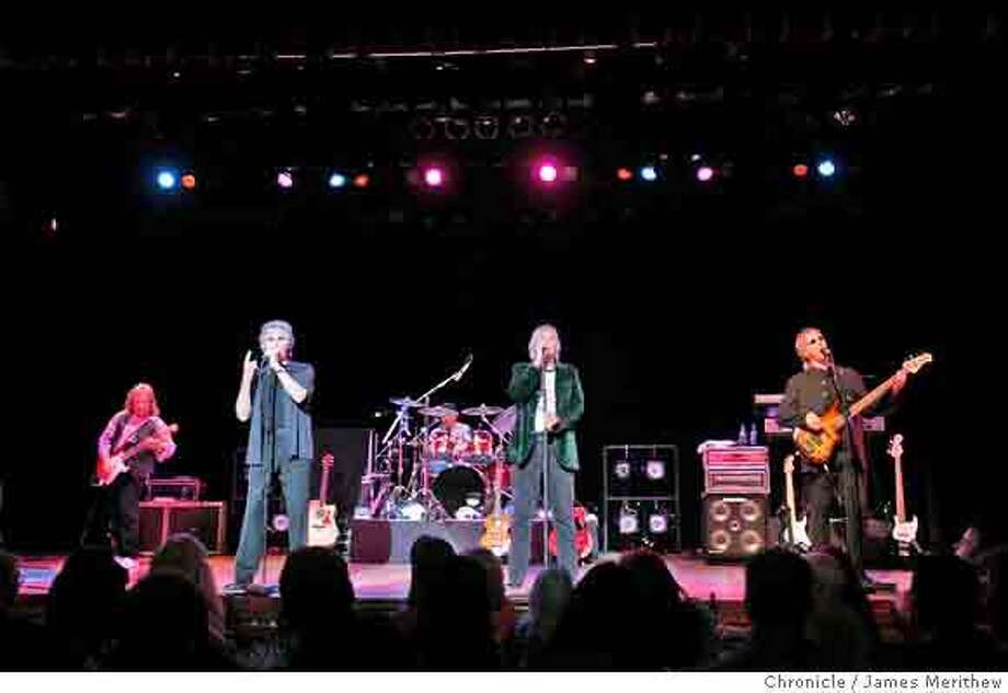 Friday: Rockers Three Dog Night perform at The Ridgefield Playhouse. Photo: JIM MERITHEW