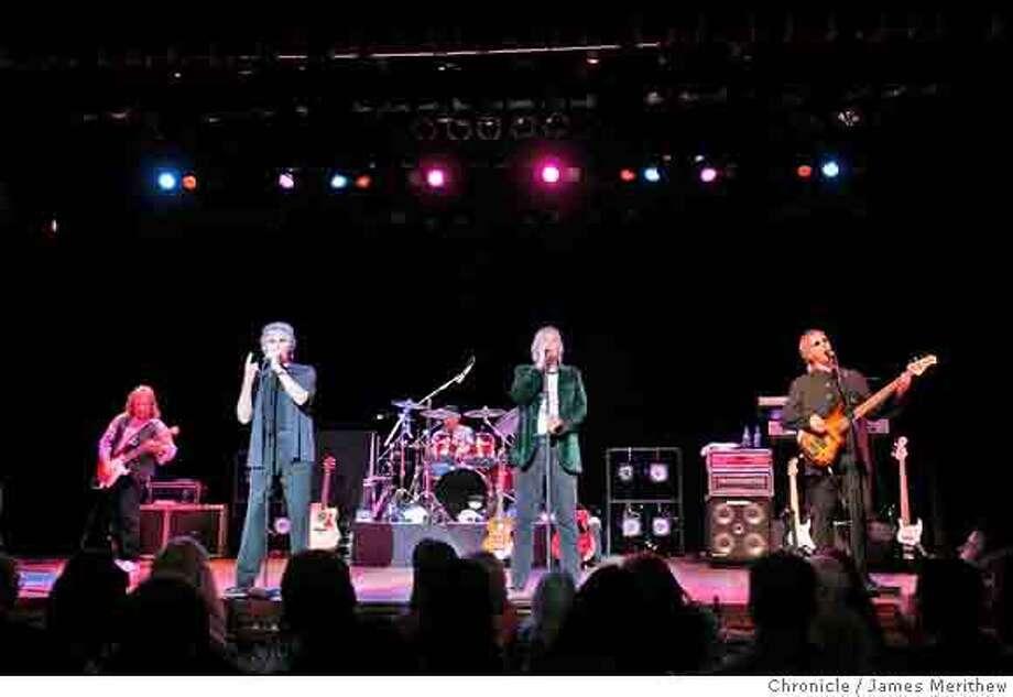 Friday:Rockers Three Dog Night perform at The Ridgefield Playhouse. Photo: JIM MERITHEW
