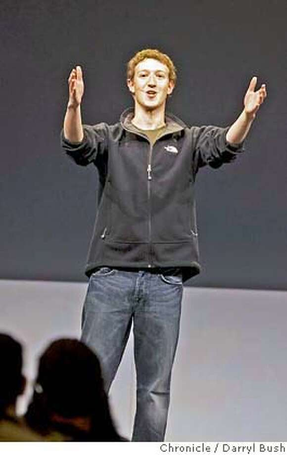 Facebook founder under fire - SFGate