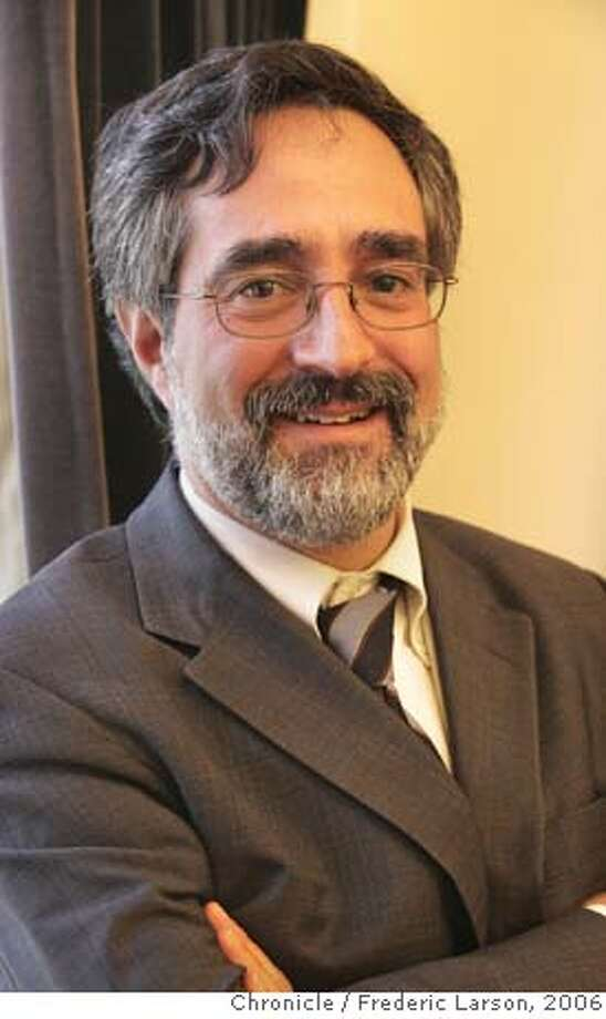 Aaron Peskin, President of the Board of Supervivors who frequents the Cafe Trieste Cafe in Northbeach where he met Roy Mottini. 11/30/06  {Photographed by Frederic Larson}  1/24/07  {Photographed by Frederic Larson} Ran on: 05-22-2007  Aaron Peskin, president of the Board of Supervisors, will present a plan to the full board today to overhaul the Muni system.  Ran on: 05-26-2007  Roy Mottini has returned to Caffe Trieste after a tough year that saw him evicted and hospitalized.  Ran on: 05-26-2007  Roy Mottini has returned to Caffe Trieste after a tough year that saw him evicted and hospitalized.  Ran on: 07-06-2007  Aaron Peskin now pushing a compromise with union officials.  Ran on: 07-06-2007 Ran on: 07-06-2007 Ran on: 07-06-2007 MANDATORY CREDIT FOR PHOTOGRAPHER AND SAN FRANCISCO CHRONICLE/NO SALES-MAGS OUT Photo: Frederic Larson