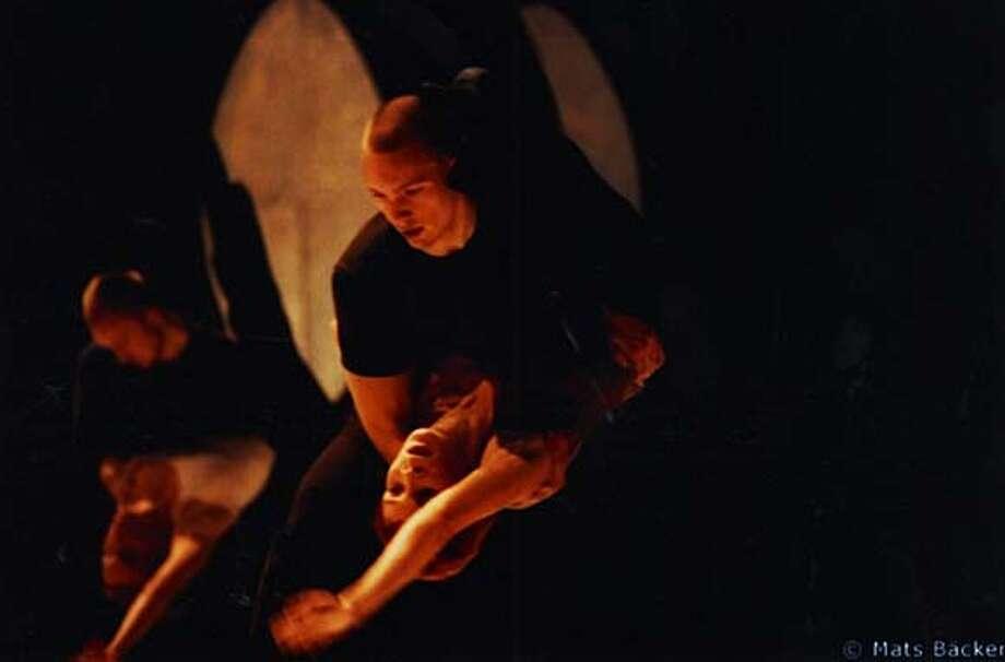San Francisco performances presents Kenneth Kvarnstr�m & Co. October 30 through November 2, 2003. press contact: Scott Horton 510 437-9881 / The Chronicle
