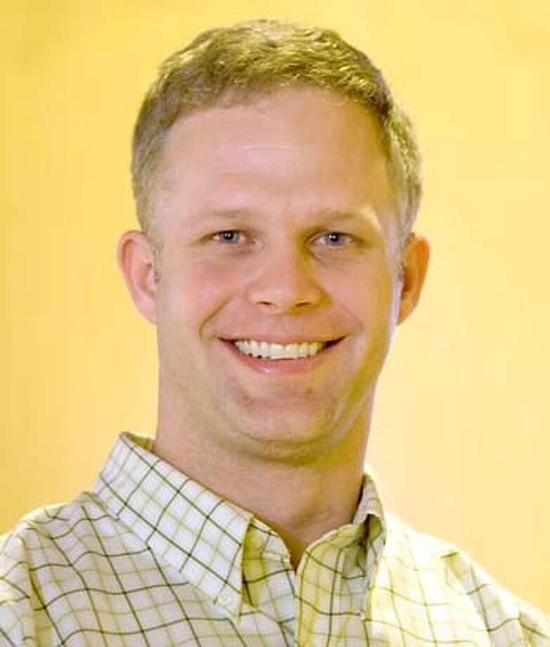 Andy Lloyd  CEO  Fluid Inc. Photo: Nathan Moody