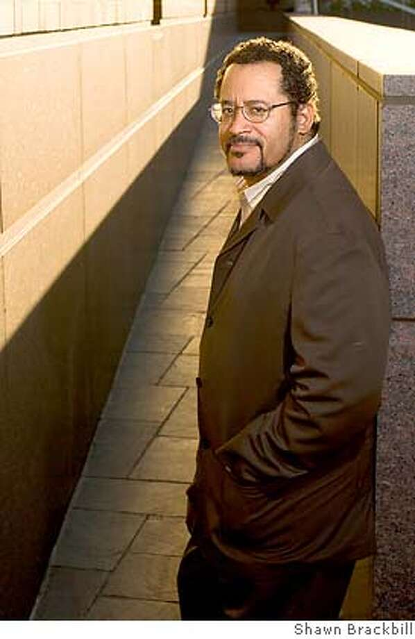 Please see attached photo of Dr. Michael Eric Dyson. Credit goes to Shawn Brackbill. Photo: Shawn Brackbill