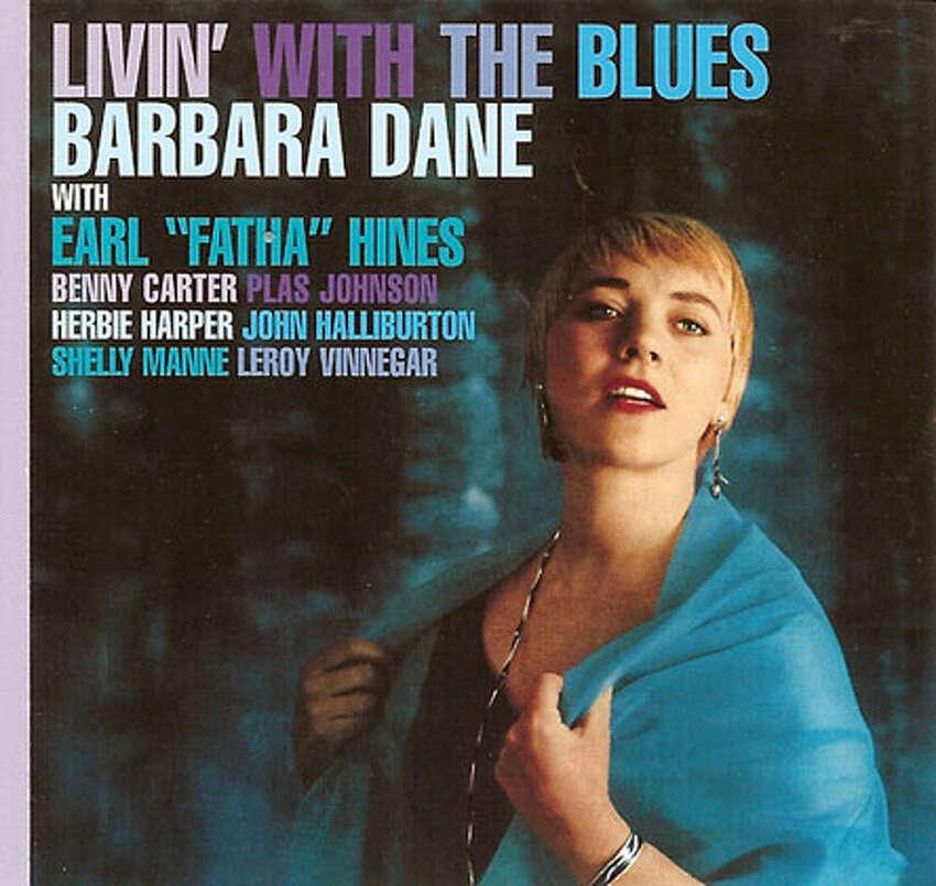 Barbara Dane album cover