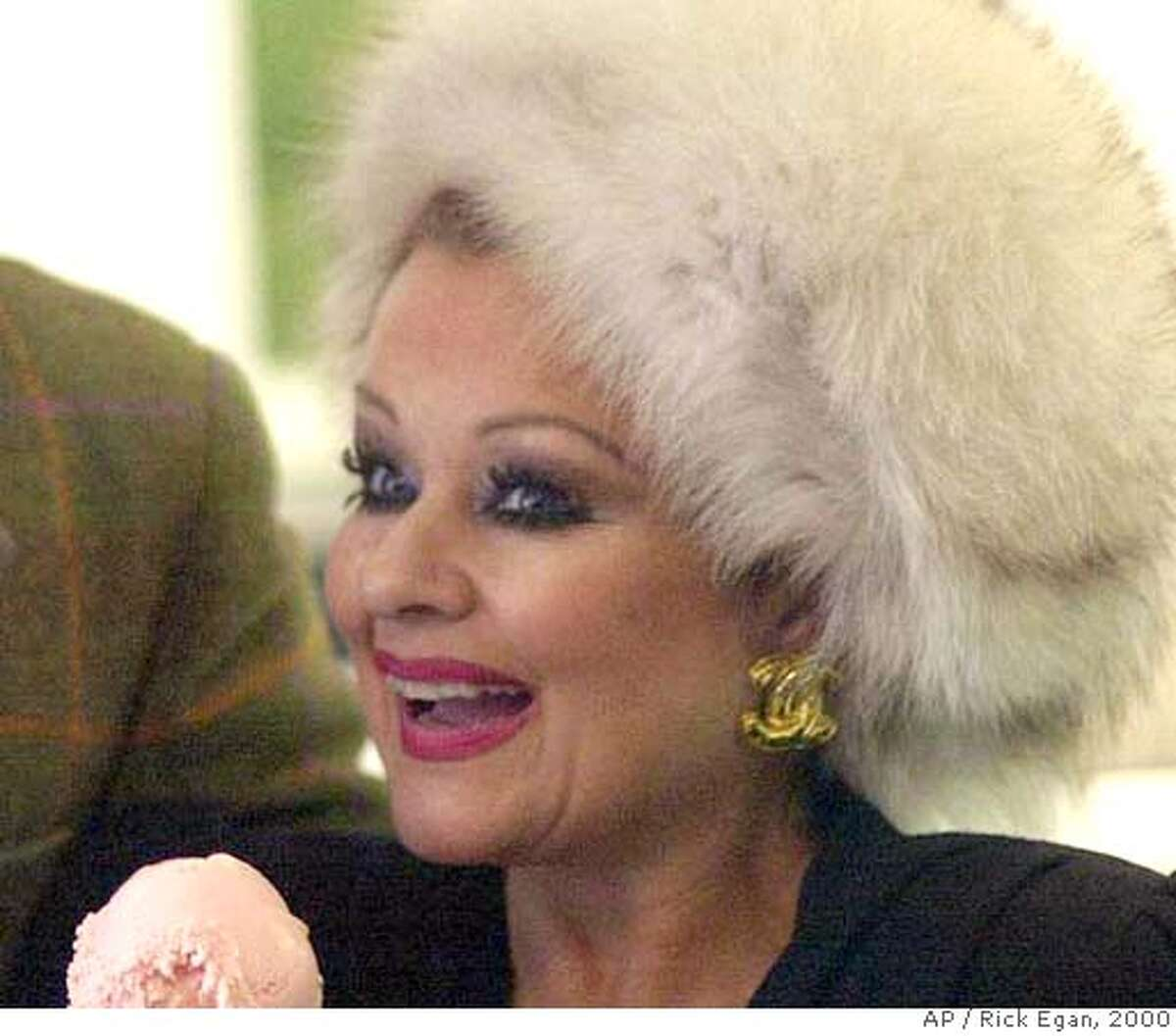 Tammy Faye Messner Longtime Televangelism Icon