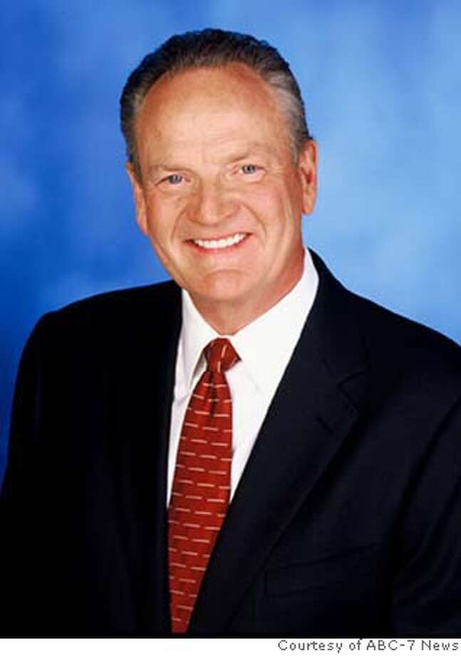 OBIT photo of ABC-7 (KGO) television and radio personality Pete Wilson, who died while undergoing hip replacement surgery Saturday, July 20, 2007 at Stanford Medical Center.  Photo courtesy ABC 7 News Photo: Photo Courtesy ABC-7 News