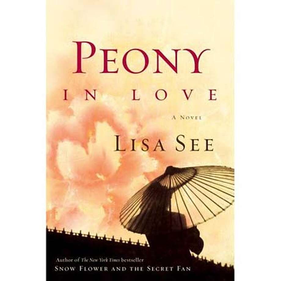 """Peony in Love"" by Lisa See"