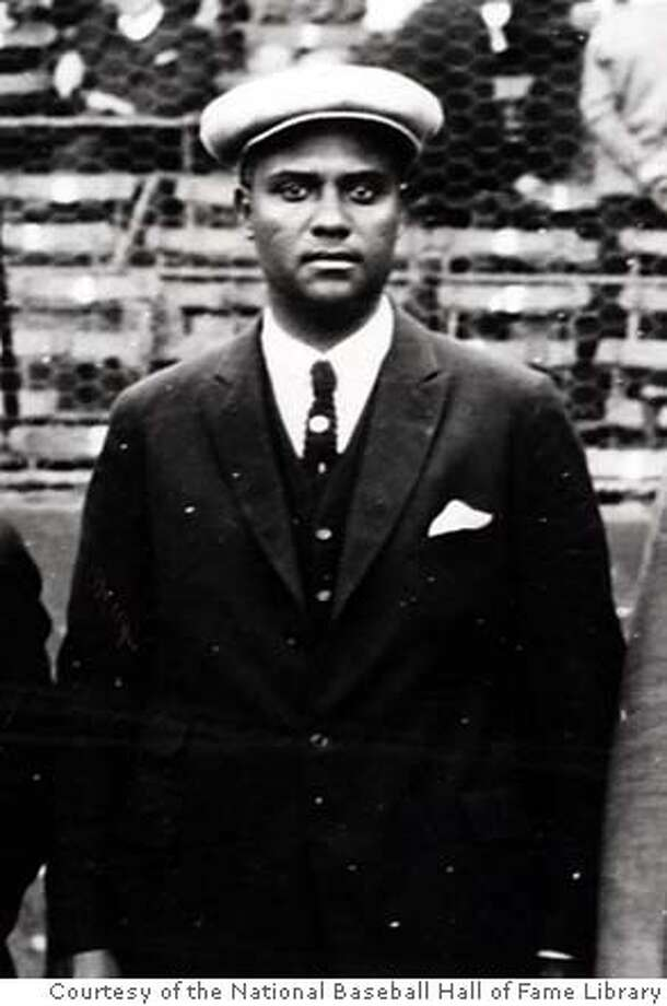 Alex Pompez was an S.F. Giants scout and Negro League team owner. Photo courtesy of the National Baseball Hall of Fame Library
