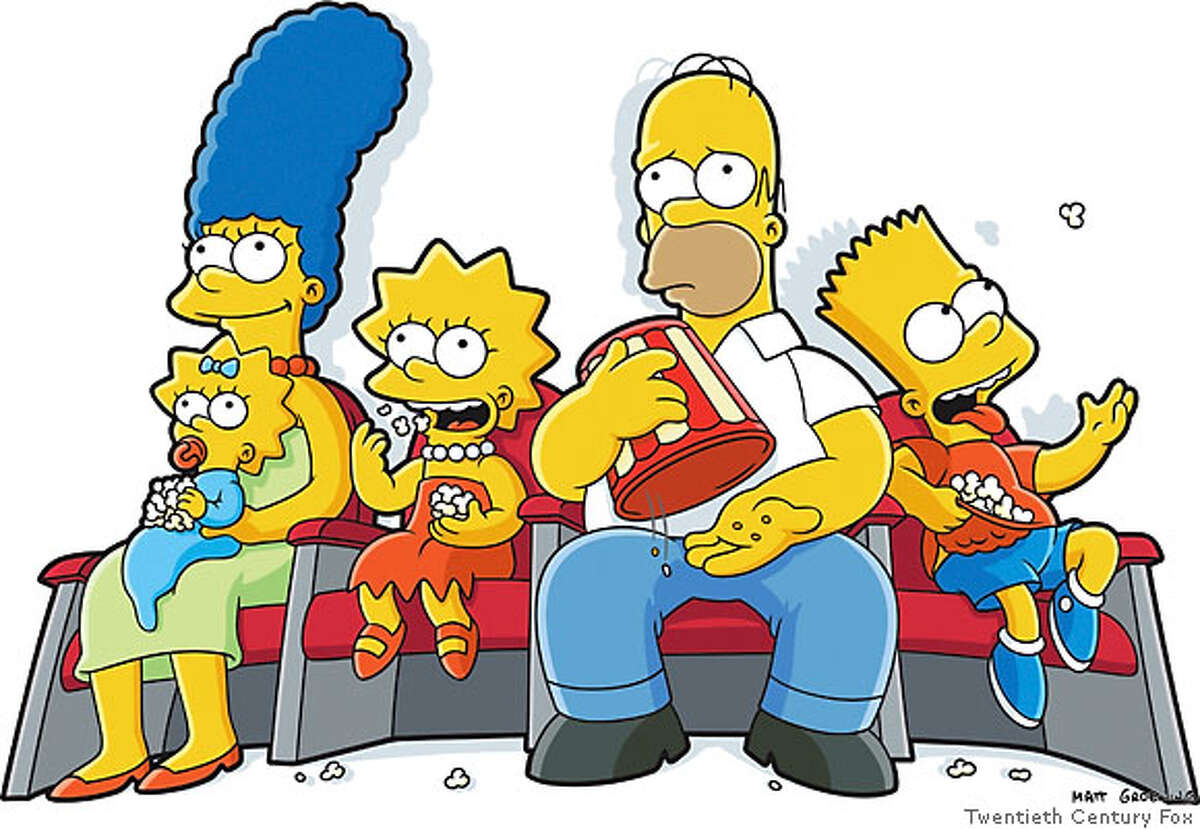 Simpsons Film Was A Labor Of Love And Teamwork
