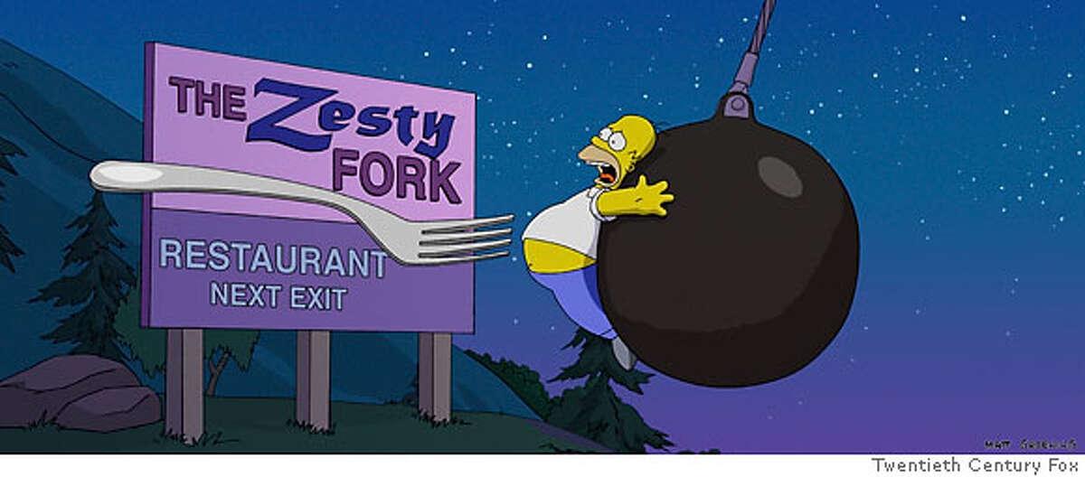 Movie Star Simpsons