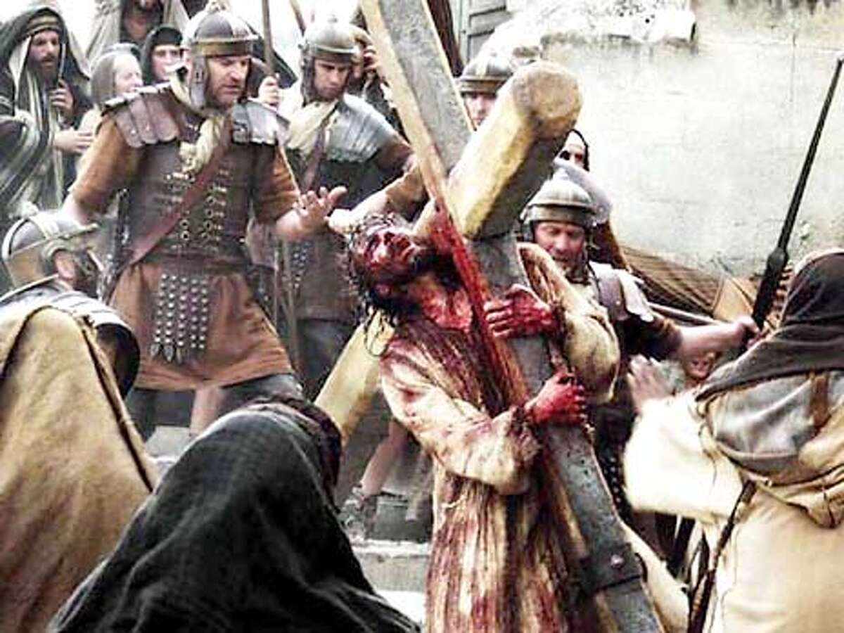 Oscar winning actor-director Mel Gibson has been working on a film on the passion of Christ at the Cinecitt� studios in Rome. The movie focuses on the last 12 hours of Christ�s life and stars Jim Caviezel (