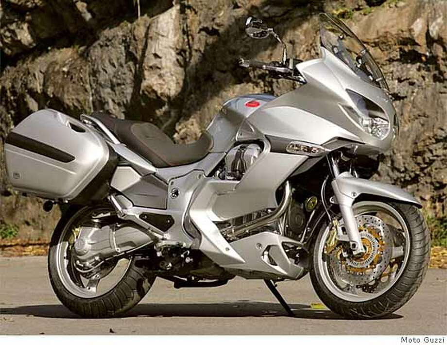 For staff story by Squatriglia. The motorcycle he rode was a 2007 Moto Guzzi Norge from Italy.  Ran on: 07-21-2007 Photo: Courtesy