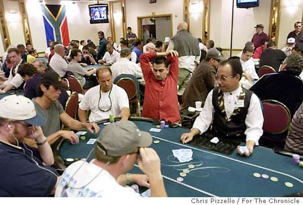 Online poker sites rated