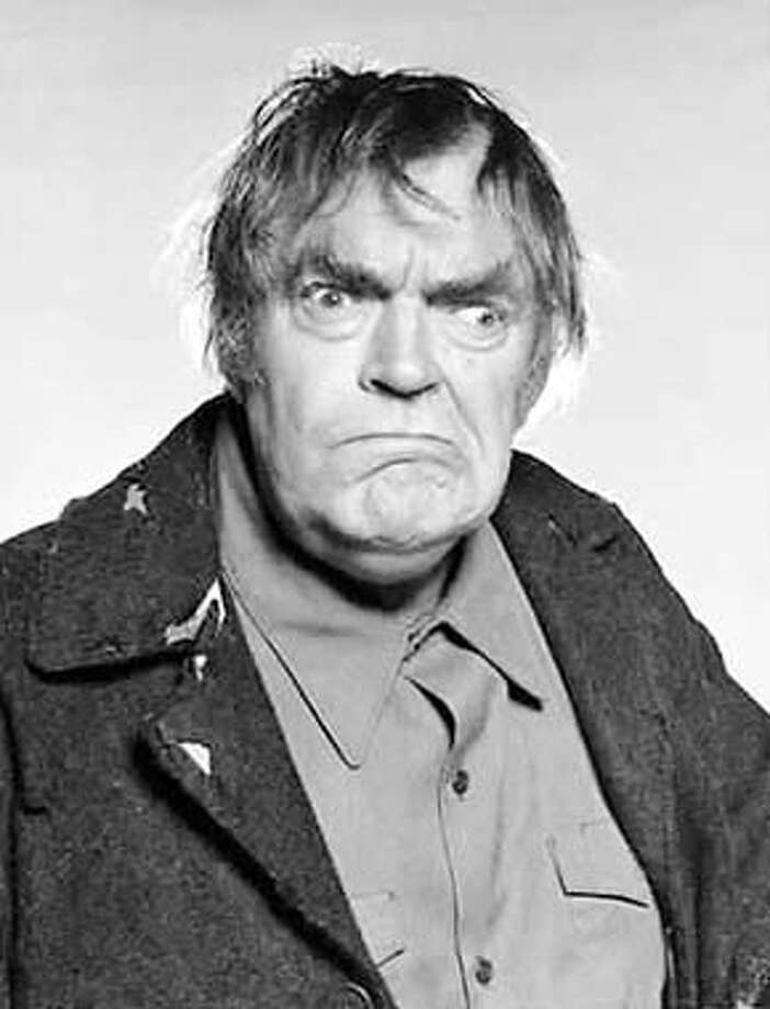 Jack Elam -- Western villain with aimless eye - SFGate
