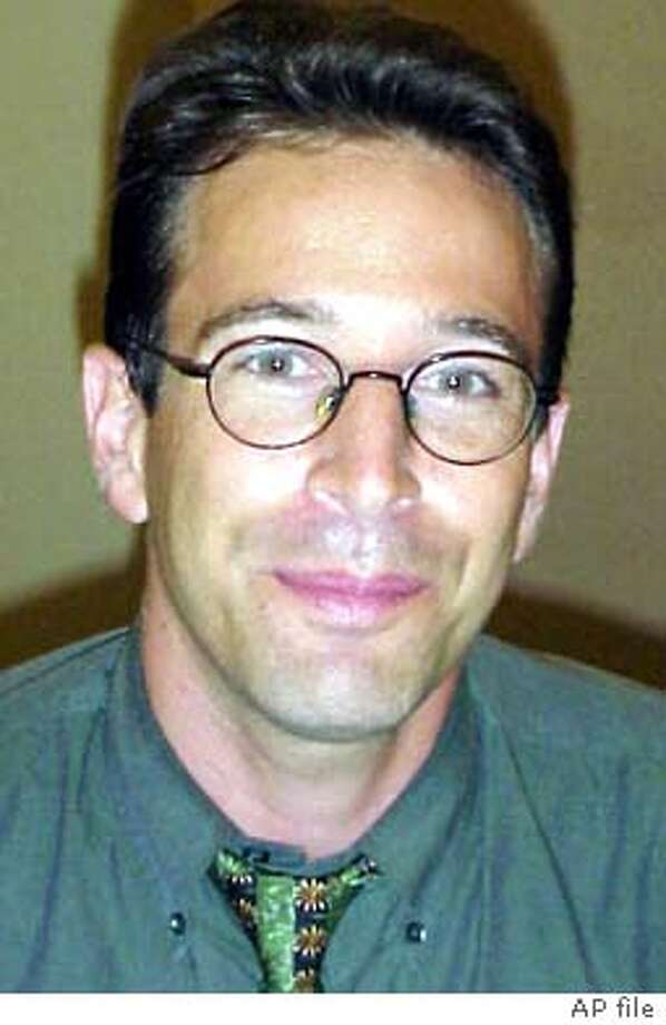 ** FILE ** Wall Street Journal reporter Daniel Pearl is shown in this undated file photo. American authorities investigating the killing of Pearl in Pakistan now believe that he was slain by Khalid Shaikh Mohammed, the alleged mastermind of the Sept. 11 attacks. (AP Photo/Wall Street Journal)