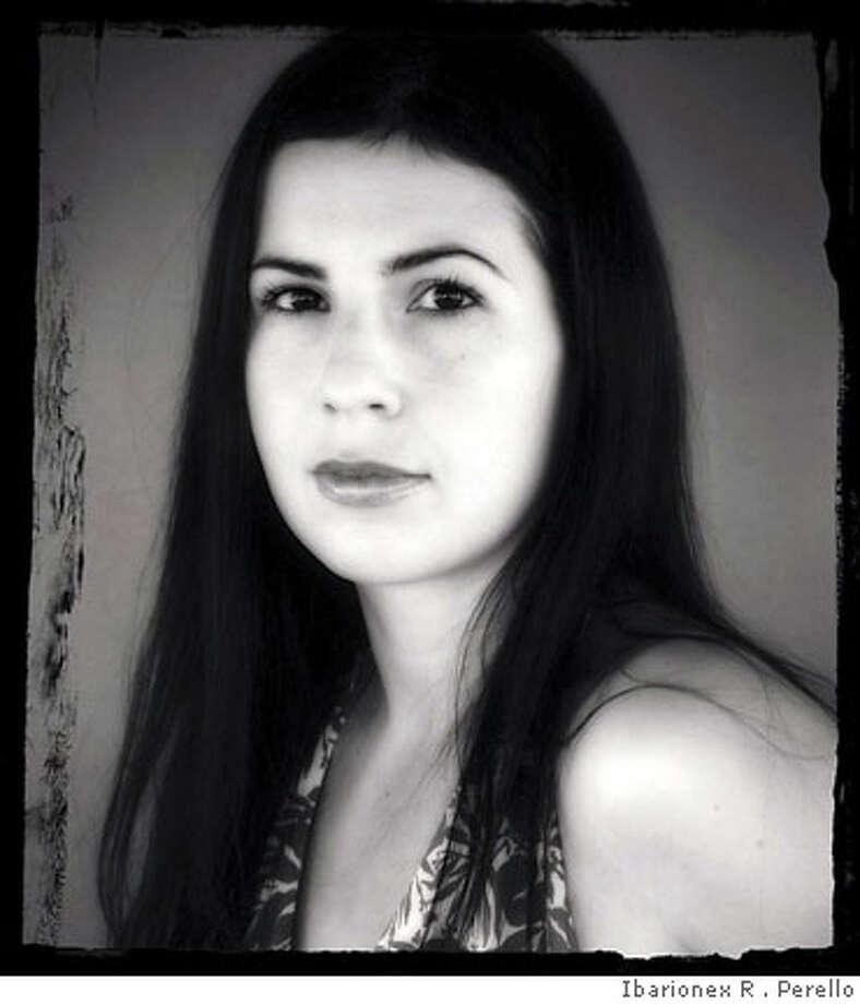 Author Nora Pierce  author photo Photo: I. Perello Ibarionex Perello