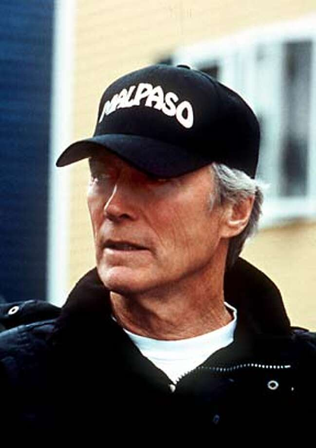"DIRECTOR CLINT EASTWOOD ALSO PRODUCES ""MYSTIC RIVER"""