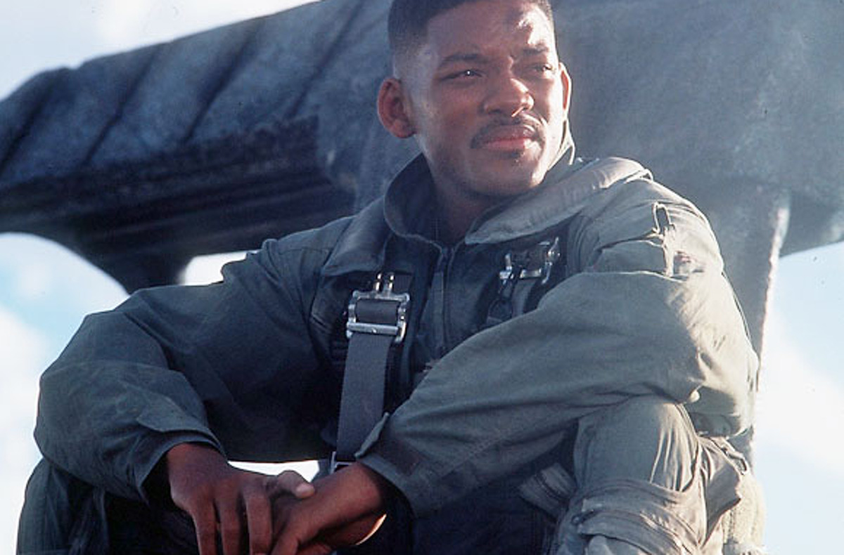 """""""Independence Day""""Released: July 3, 1996Available: Netflix DVD, Amazon Prime"""