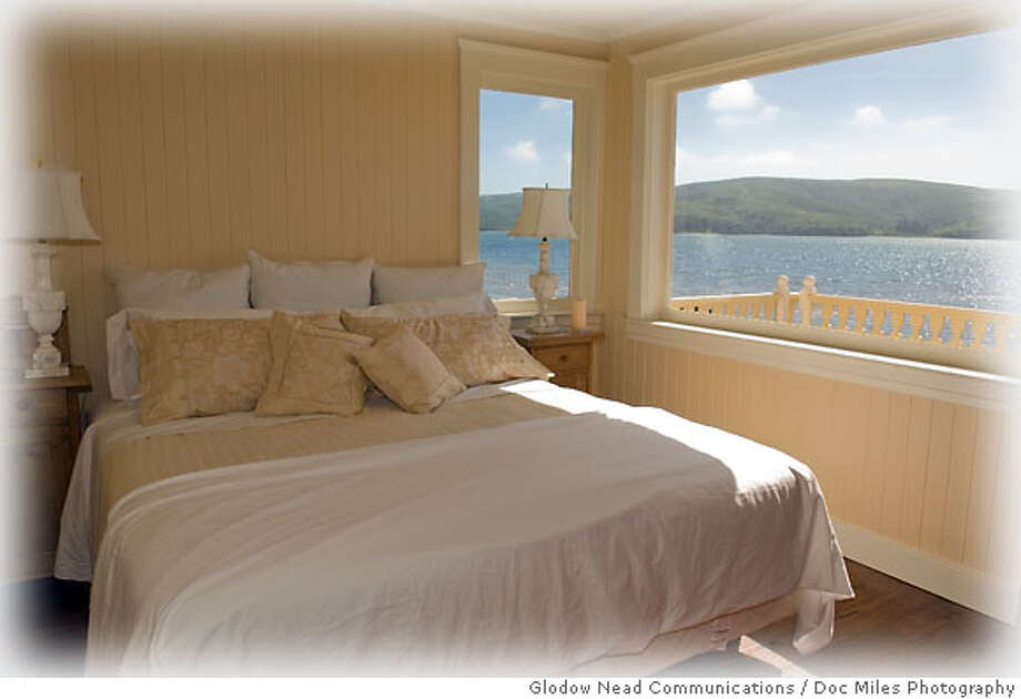 TRAVEL MARSHALL, Marin County -- Nick's Cove and Cottages on Tomales Bay reopened in July under the ownership of restaurateur Pat Kuleto and chef Mark Franz, restoring the last survivor of the 1930s vacation settlements that once lined the bay. The new incarnation is a luxury operation, from room service and a concierge for cottage guests to fresh seafood and sustainably-raised poultry and meat served in the restaurant. Photo courtesy Doc Miles Photography Photo: Doc Miles Photography
