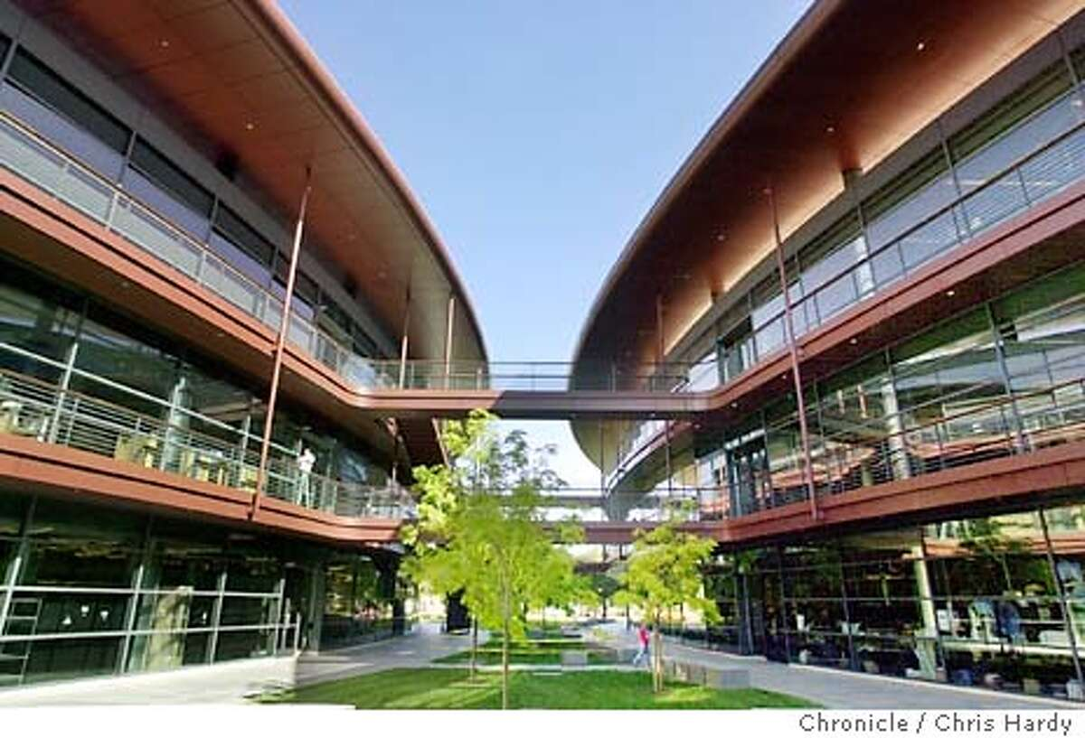 The new Clark building at Stanford 10/9/03 in Palo Alto. CHRIS HARDY / The Chronicle