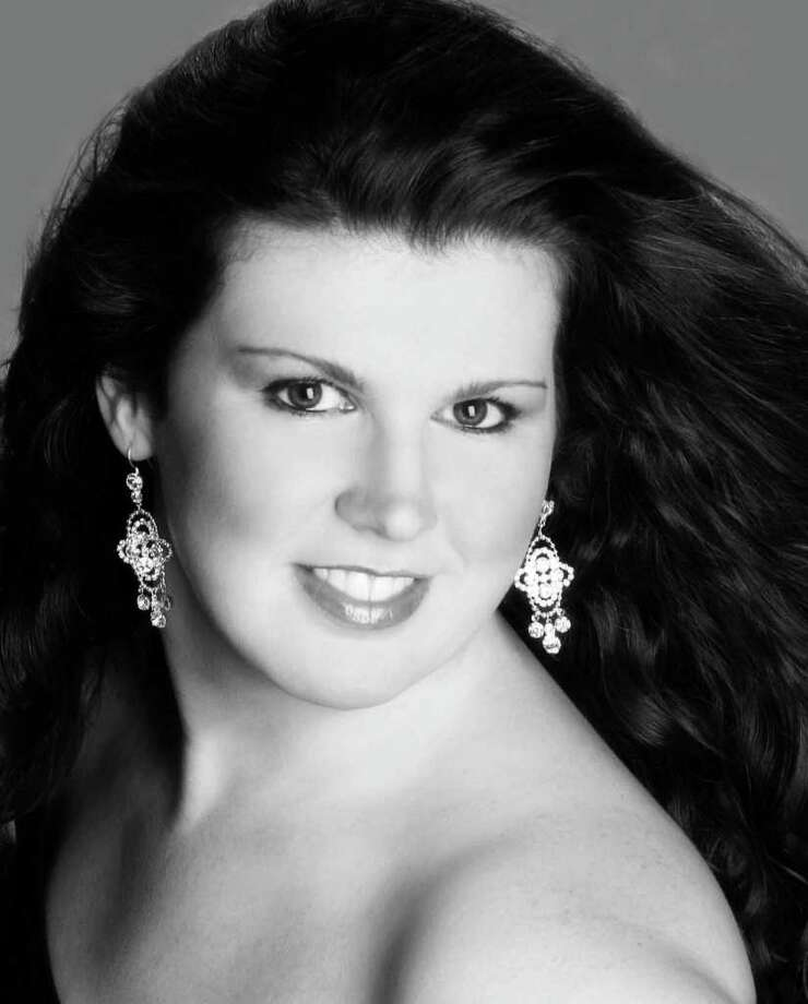 Soprano Elizabeth Baldwin will be fetured April 1 at a Connecticut Alliance for Music house concert in Westport. Photo: Contributed Photo