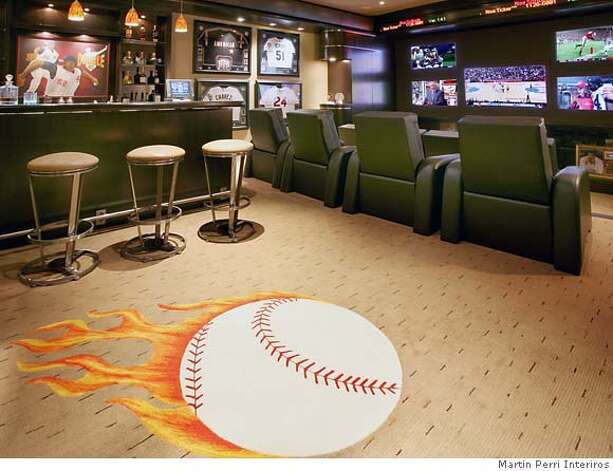 CC Sabathia's home in Fairfield  photos courtsey of Martin Perri Interiors  ***cq these pix are free to us Photo: Martin Perri Interiros