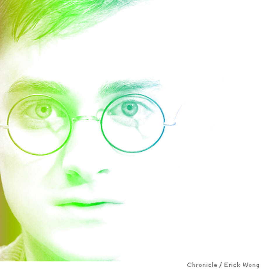 """Photo illustration: Erick Wong / SFC; Photo: Murray Close DANIEL RADCLIFFE as Harry Potter in Warner Bros. Pictures' fantasy """"Harry Potter and the Order of the Phoenix. Photo: Erick Wong / SFC"""