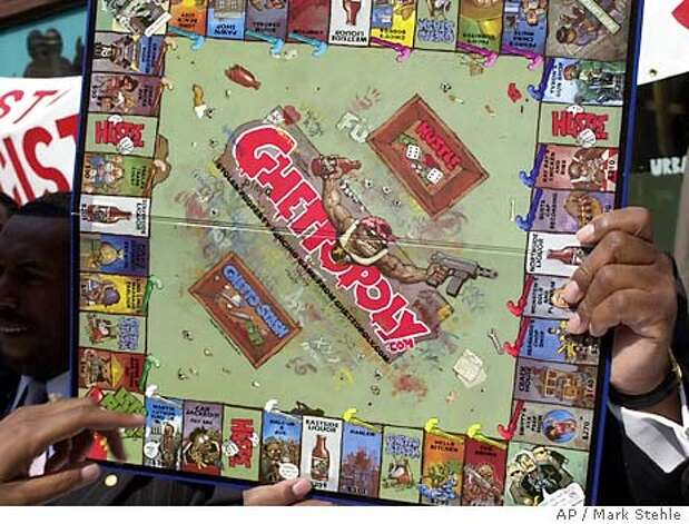 Jewel Food Stores Monopoly Game