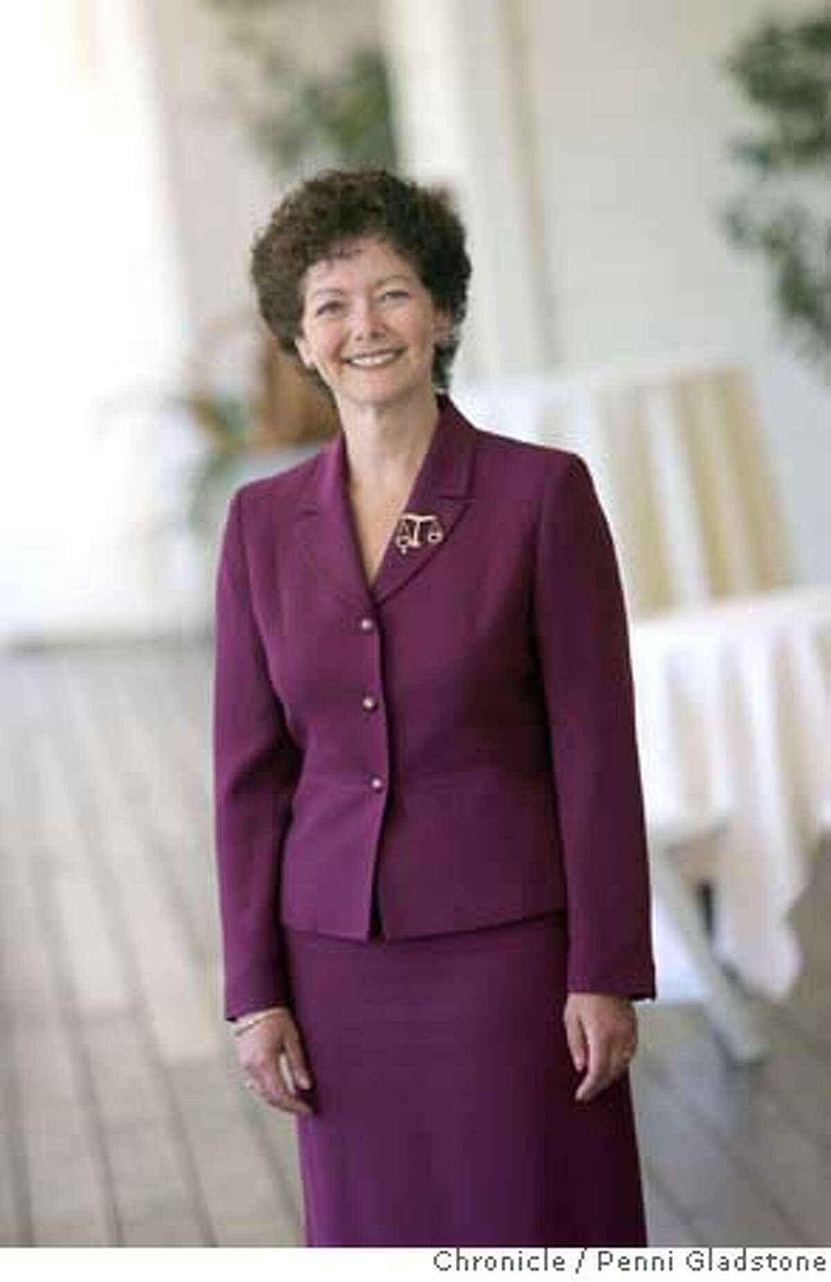 CARR_081_PG.JPG Santa Clara County District Attorney Dolores Carr Photographed in Napa as she was at a conference Event on 6/28/07 in Napa. Penni Gladstone / The Chronicle MANDATORY CREDIT FOR PHOTOG AND SF CHRONICLE/NO SALES-MAGS OUT