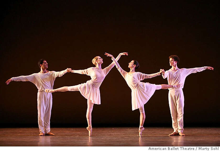 DESTINATIONS RENO -- American Ballet Theatre / Marty Sohlwill make its northern Nevada debut at Reno's Artown festival in July 2007. Photo: Marty Sohl