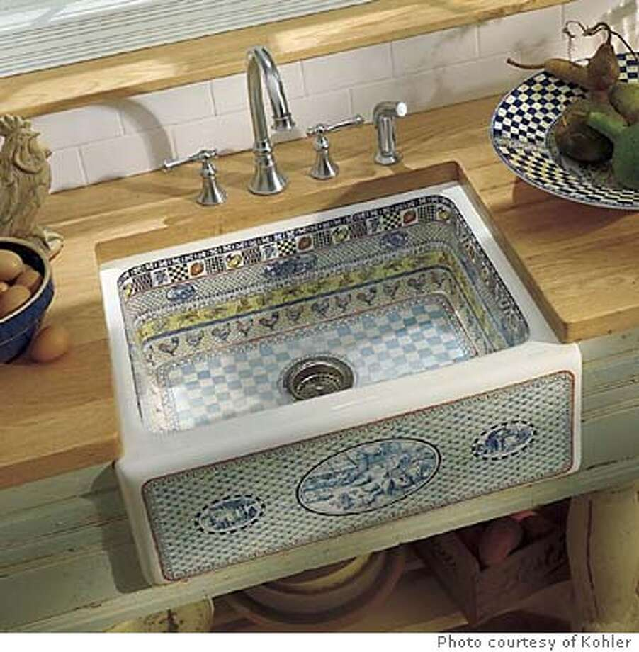 Everything And The Kitchen Sink everything about the kitchen sink - sfgate