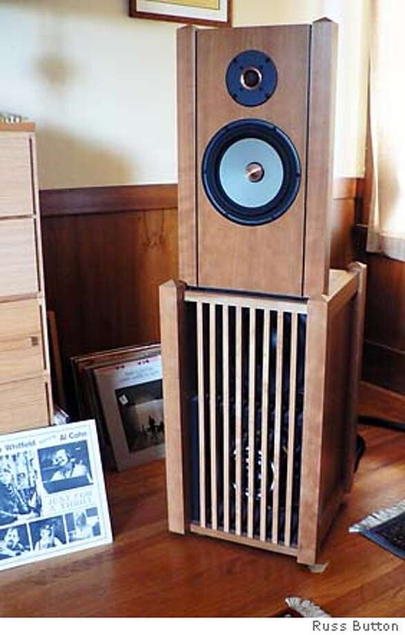 Orion speaker goes with hletter from Russ Button Photo: Ho