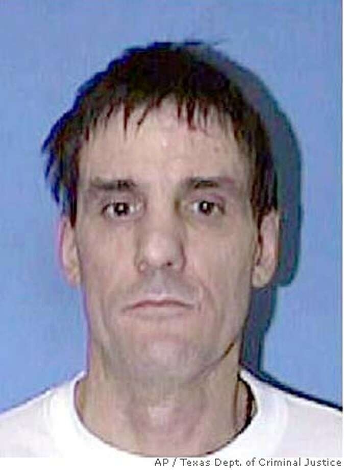 ** FILE **This file photo provided by the Texas Department of Criminal Justice shows death row inmate Scott Louis Panetti. A divided U.S. Supreme Court on Thursday, June 28, 2007, blocked his execution, saying lower courts should have considered psychiatric evidence about his mental illness. The court ruled 5-4 in the case of Panetti, who shot his in-laws to death in their Fredericksburg home, 15 years ago in front of his wife and young daughter. (AP Photo/Texas Dept. of Criminal Justice) BEST QUALITY FILE PHOTO Photo: Texas Dept. Of Criminal Justice
