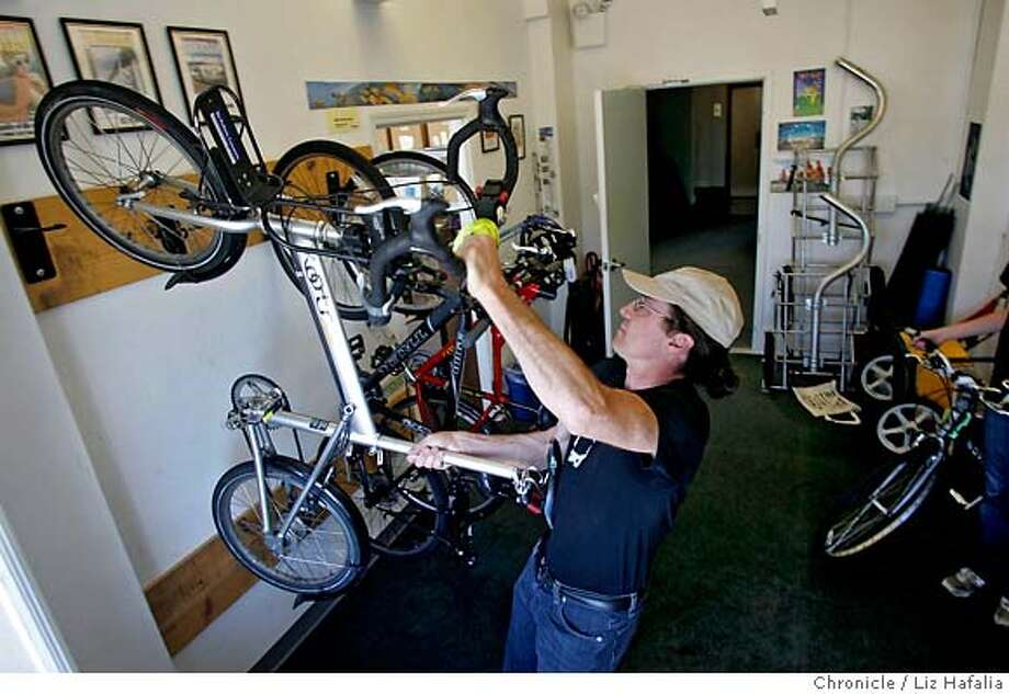 Need to protect your bike in S.F.? The lock is key